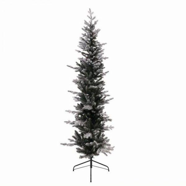 Künstlicher Weihnachtsbaum 2 40 M.Künstlicher Weihnachtsbaum Calgary H240 Cm Grün Verschneit