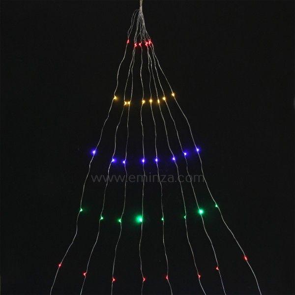 Guirlande lumineuse int rieur uniquement decoration - Guirlande lumineuse interieur decoration ...