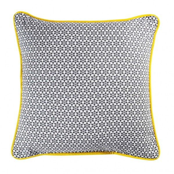 Coussin (40 cm) Galactic Gris anthracite