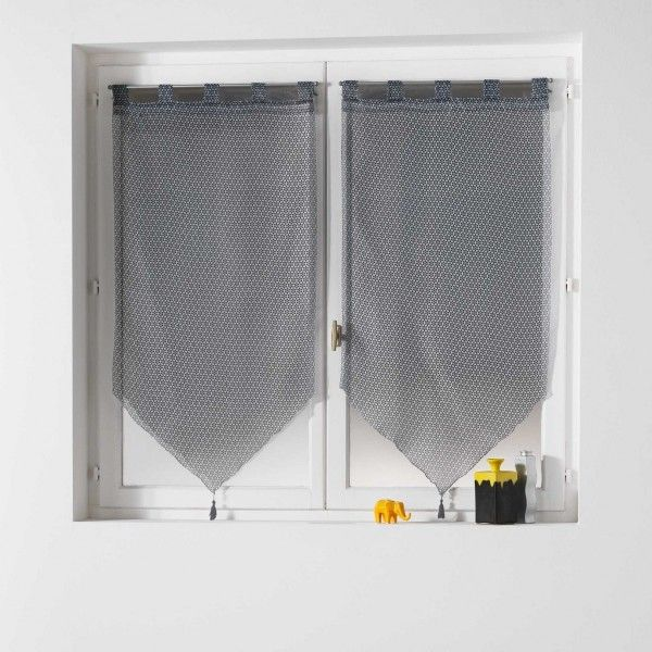 rideau et voilage top promo eminza. Black Bedroom Furniture Sets. Home Design Ideas