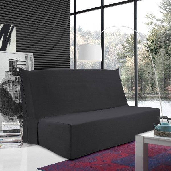 housse de clic clac bz housse de canap chaise eminza. Black Bedroom Furniture Sets. Home Design Ideas