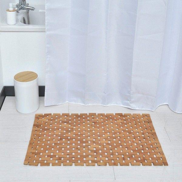 tapis de bain caillebotis natty bambou tapis eminza. Black Bedroom Furniture Sets. Home Design Ideas