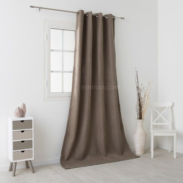 images/product/600/058/3/058376/rideau-obscurcissant-isolant-140-x-h260-cm-boreal-taupe_58376_2
