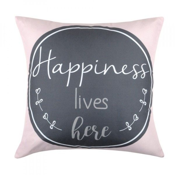 Coussin (40 cm) Joie Hapiness Gris