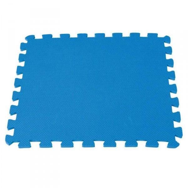 Tapis de protection en mousse pour piscine hors sol piscine spa et gonflable eminza - Tapis de sol piscine intex ...