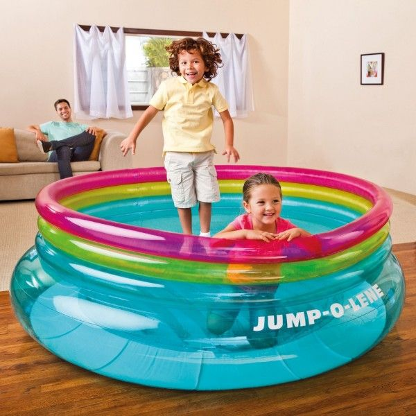 Trampoline gonflable - Intex