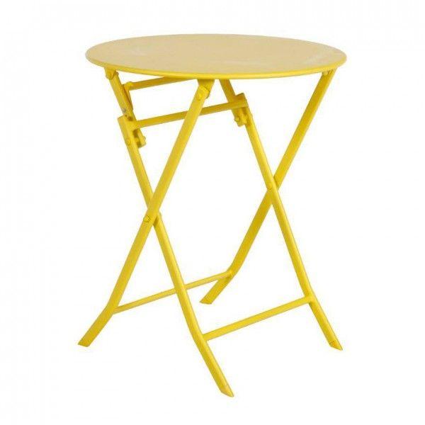 table de jardin salon de jardin table et chaise eminza. Black Bedroom Furniture Sets. Home Design Ideas