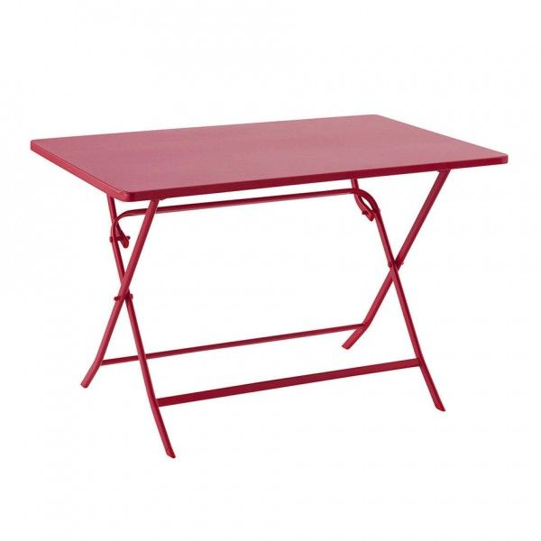 Table Pliante Rouge. Table Pliante Formica Great Amazing Related ...