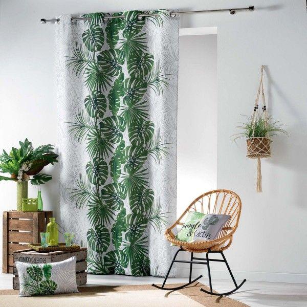 rideau tamisant rideau et voilage eminza. Black Bedroom Furniture Sets. Home Design Ideas