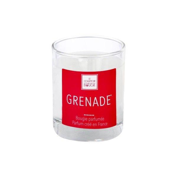 Elea Bougie Bougie Elea Elea Grenade Parfumée Grenade Parfumée Parfumée Bougie Bougie Grenade VUSMpqzG