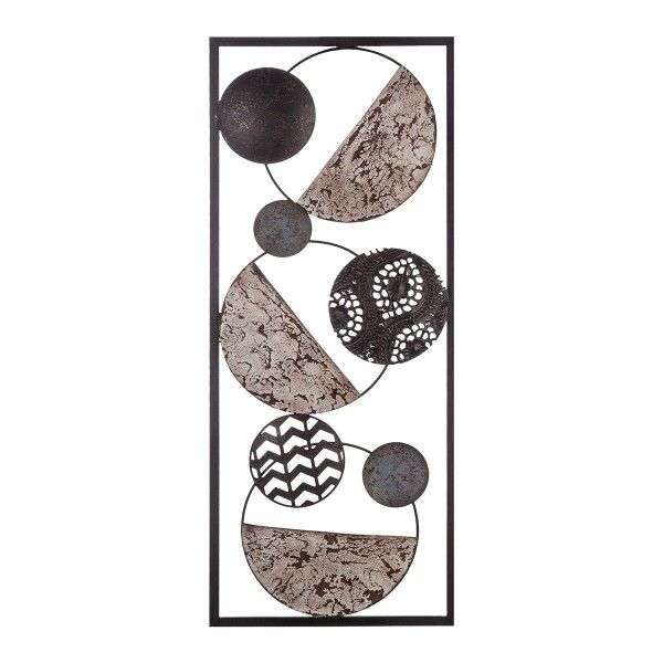 decoration murale ethnic noir d coration murale eminza. Black Bedroom Furniture Sets. Home Design Ideas