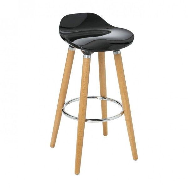Tabouret de bar Filel Noir