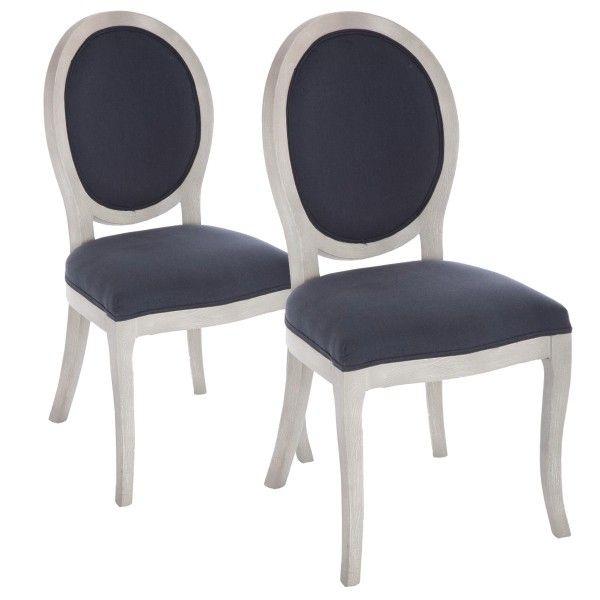 Lote de 2 sillas cleon gris antracita silla eminza for Sillas para coche grupo 2