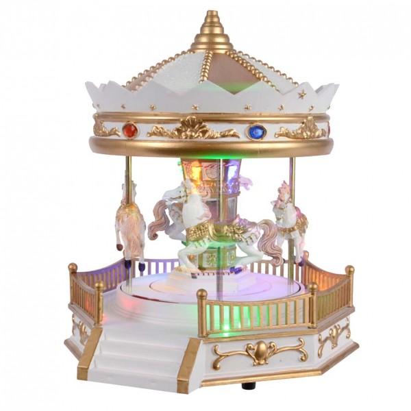 Musical Royal Lumineux Et Carrousel Carrousel zVqpGUSLM