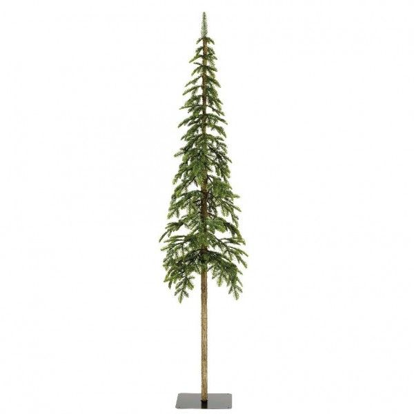 sapin artificiel de no l alpine h210 cm vert sapin et arbre artificiel eminza. Black Bedroom Furniture Sets. Home Design Ideas