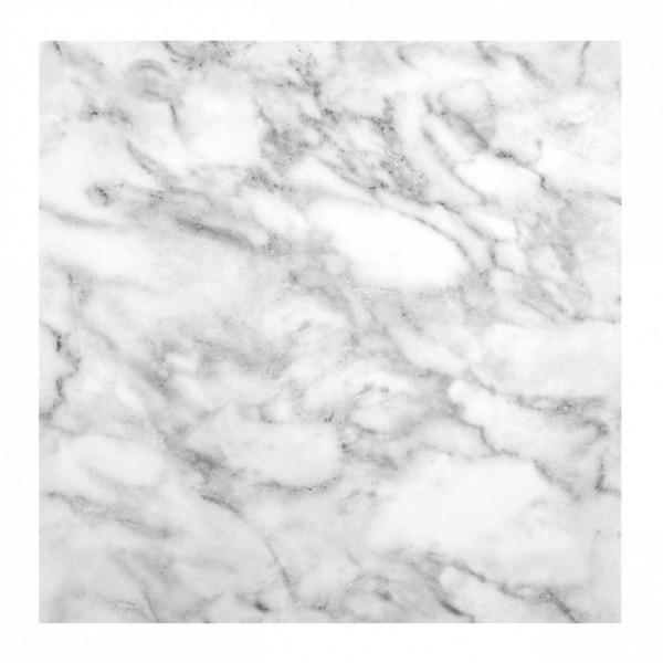 lot de 2 plaques stickers marbre blanc d coration murale. Black Bedroom Furniture Sets. Home Design Ideas