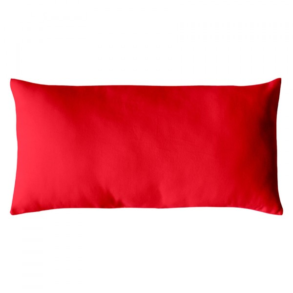Coussin rectangulaire Etna Rouge