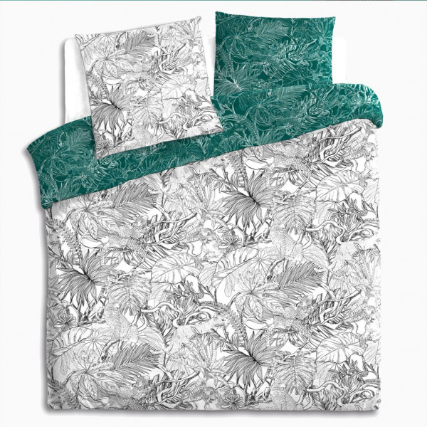images/product/600/068/0/068056/funda-nordica-y-dos-fundas-para-almohadones-260-cm-jungle-negro-y-blanco_2