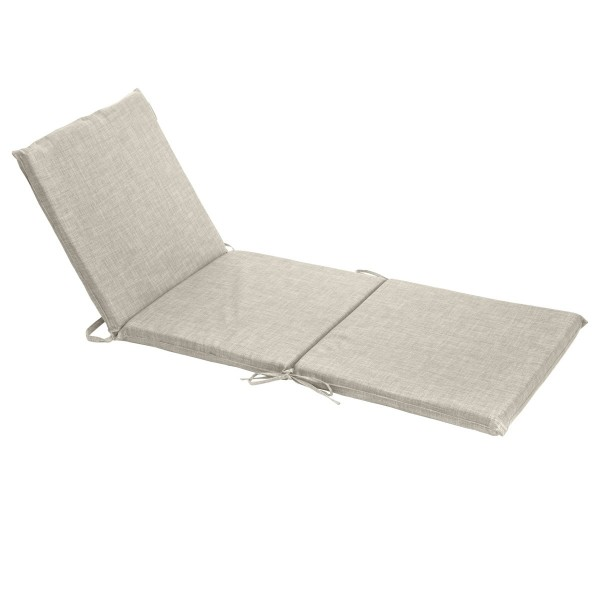 Coussin transat Luxe Lolly - Taupe - Textile