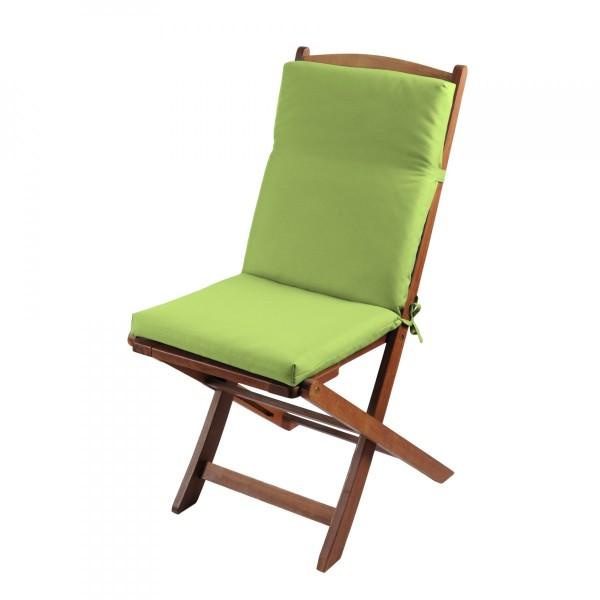Coussin de fauteuil Farniente - Vert anis