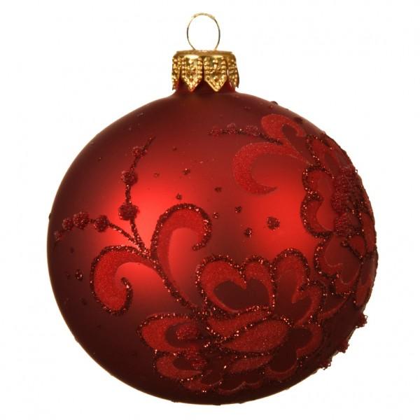 6 Boules de tartan 2018 Arbre Décoration de Noël à suspendre décoration Lot de 3