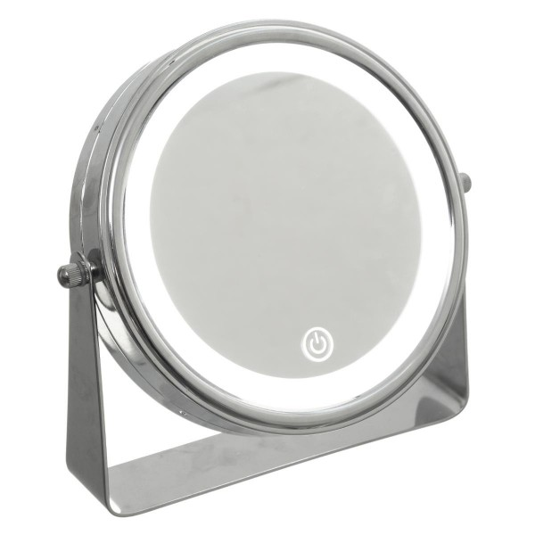 Miroir LED Pied Chrome