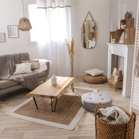Decoración slow life