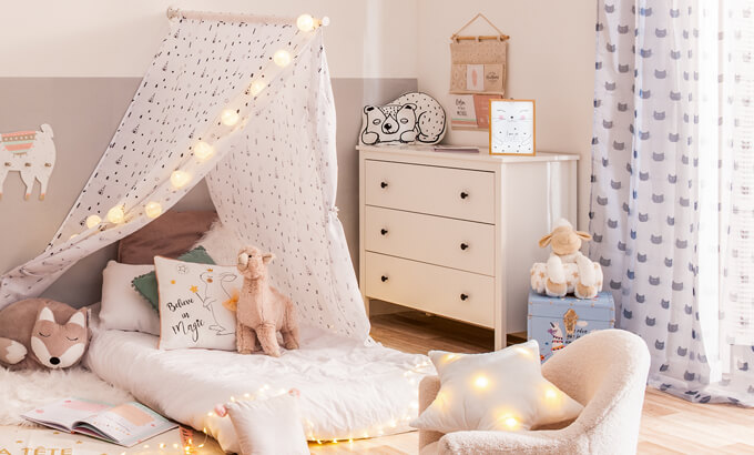 decoracion dormitorio bebé