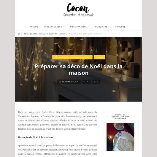 Eminza dans Cocon de décoration