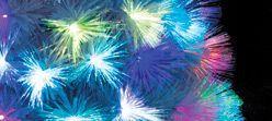 Sapin en fibre optique