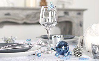 Décorez votre table de fêtes !