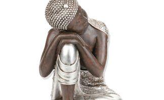 Fontaine et Bouddha : une touche de zen dans le jardin
