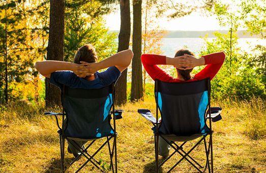 Préparez vos vacances avec notre mobilier de camping et matelas gonflable