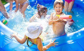 Piscines : il fait chaud, tous à l'eau !