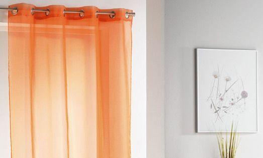 Rideau et voilage rideaux rideaux occultant voilage eminza - Rideaux imprimes scandinaves ...
