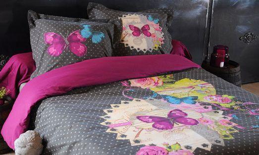 linge de lit housse de couette couette draps couvre. Black Bedroom Furniture Sets. Home Design Ideas