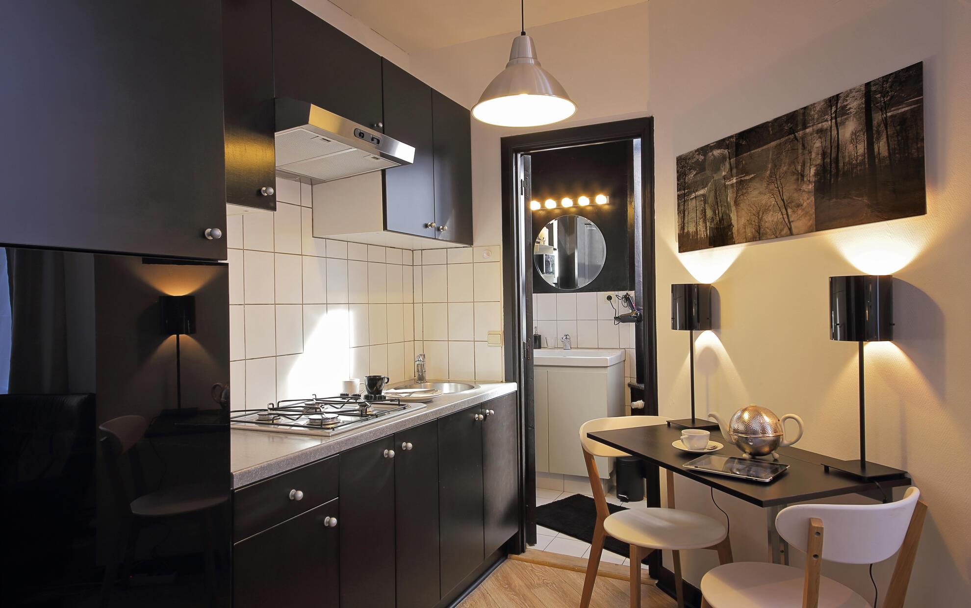 idées aménagement petite cuisine
