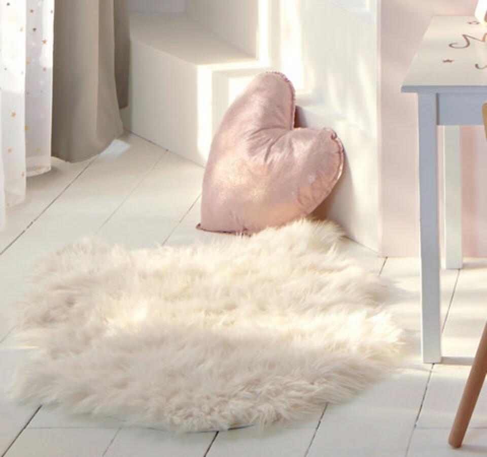tapis mouton enfant