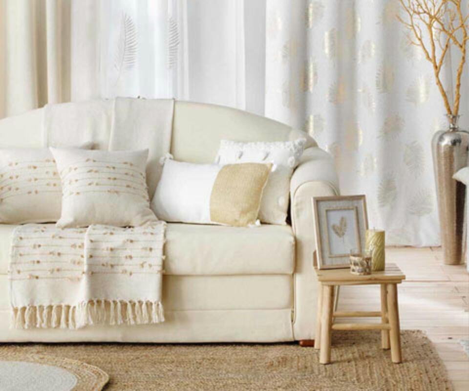 salon cosy beige