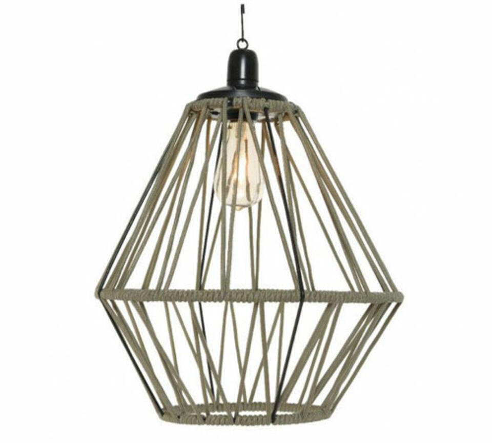 lámpara moderna para exterior