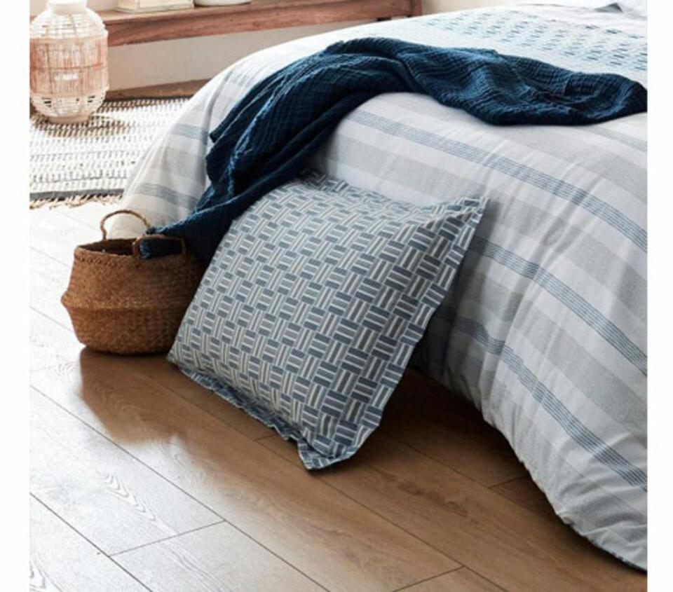 Taie d'oreiller fabriquée en France