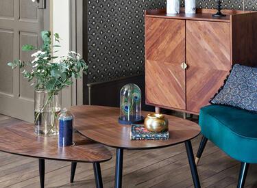 Tavolo basso legno