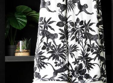 plaid motifs jungle