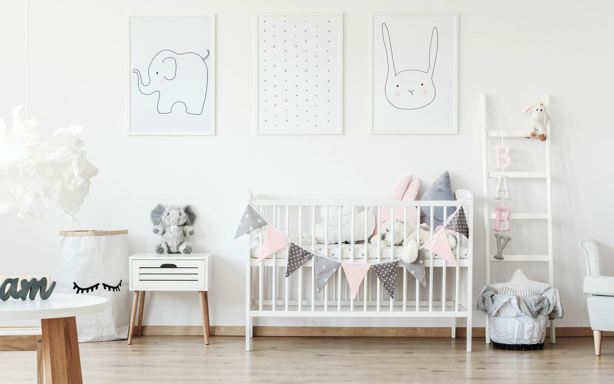 deco cuarto bebé
