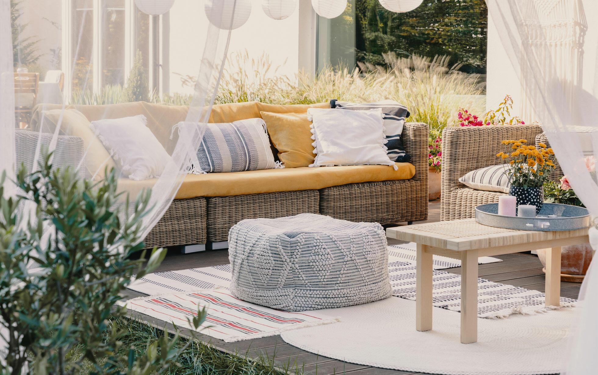 nos idées pour un jardin cosy