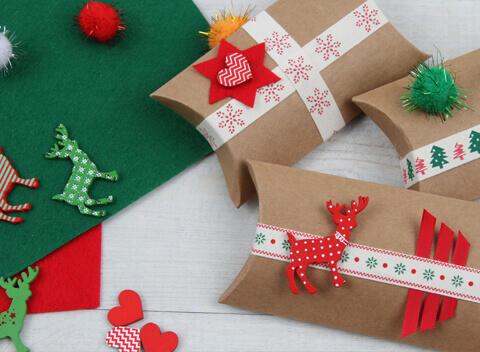 paquete de regalo original