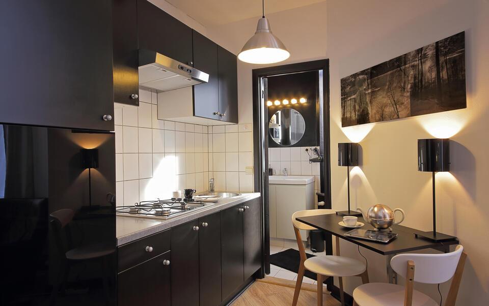 idea diseño cocina pequeña