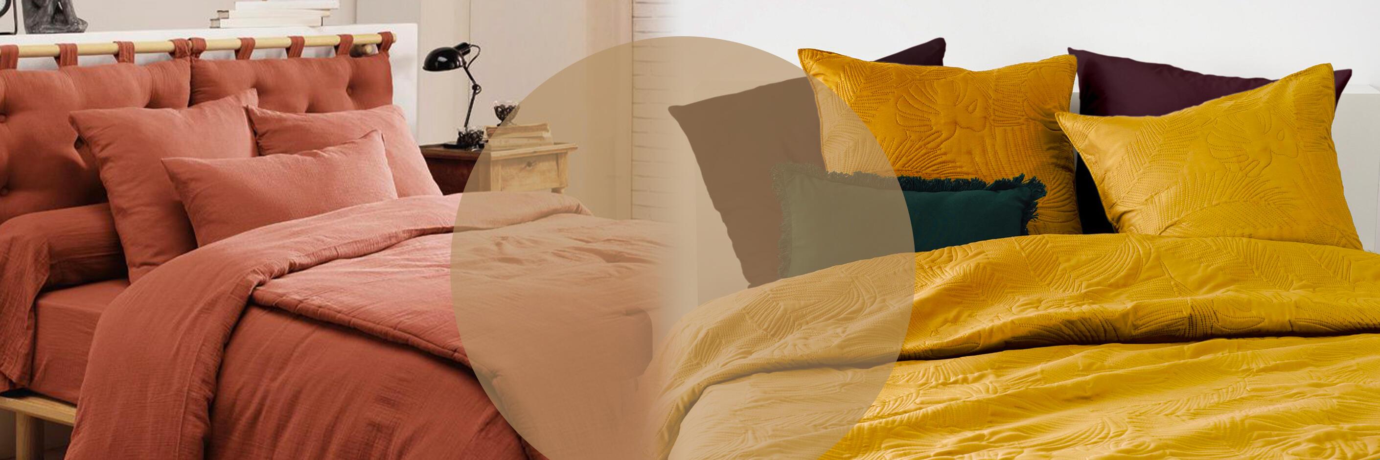 Copriletti e trapunte e runner da letto