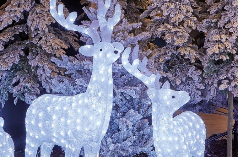 LED-Figuren, Tiere & Objekte