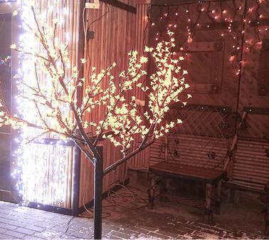 Lichterbäume